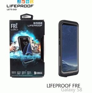 🆕 LifeProof Phone Case Samsung Galaxy S8